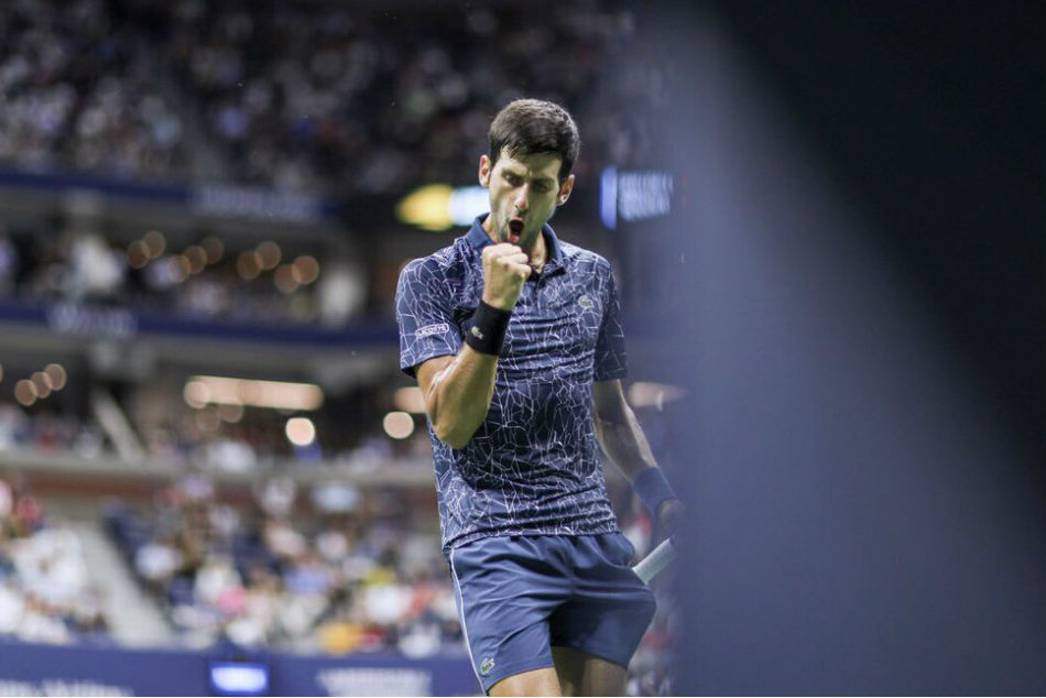 Novak Djokovic Beats John Millman Face Kei Nishikori Us Open Semi Finals