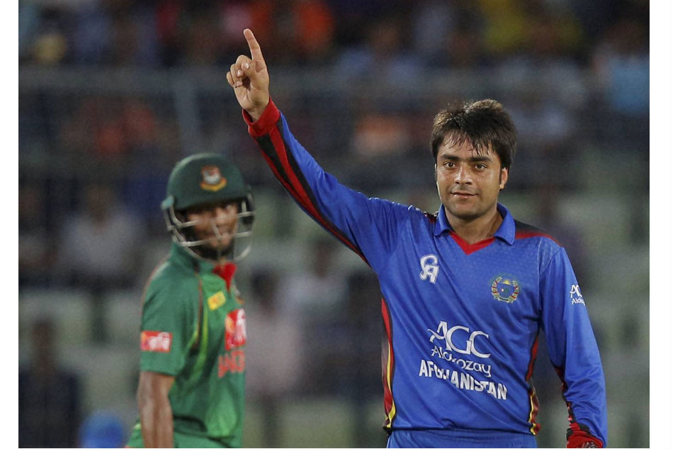 Rashid Khan becomes leading all-rounder in latest ICC ODI rankings