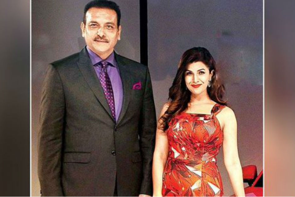 Ravi Shastri junks rumours of dating Bollywood actress Nimrat Kaur