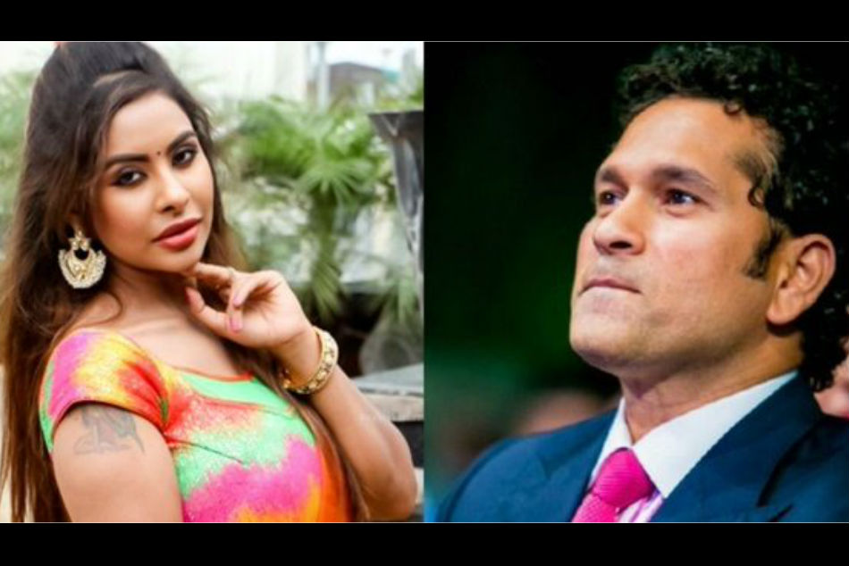 Sri Reddy trolled, comment on Sachin Tendulkar