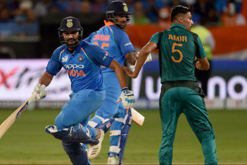 India Vs Pakistan 5th Match Group Live Cricket Score