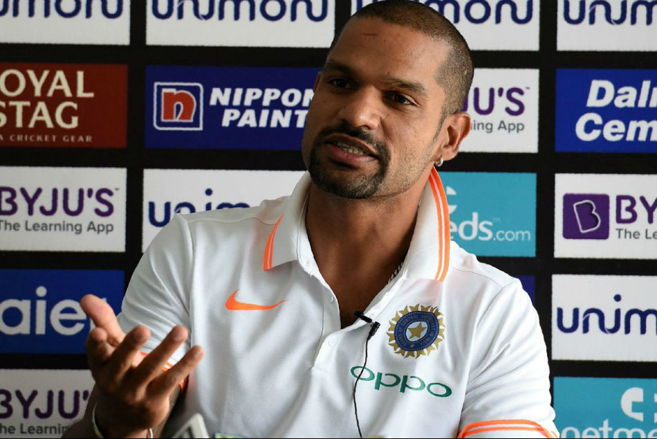 Shikhar Dhawan Is Not Ashamed His Disastrous Form England
