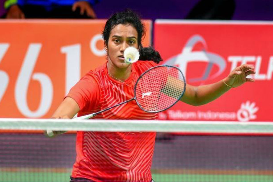 Pv Sindhu Enters Pre Quarters China Open Saina Bows Out