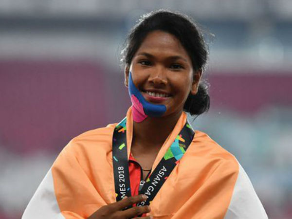 Asian Games Gold Medalist Swapna Barman To Get Customised Shoes