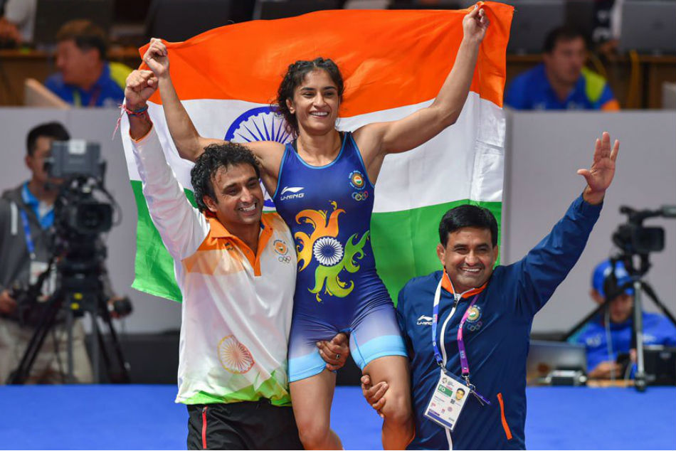 Vinesh Phogat Says Foreign Coaches Needed Better Olympic Preparation