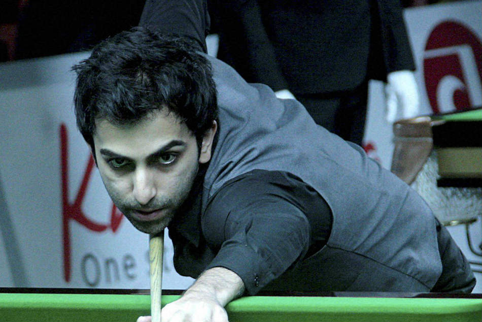 Advani Storms Past Ju Reti Clinch Gold The Asian Snooker Tour Event