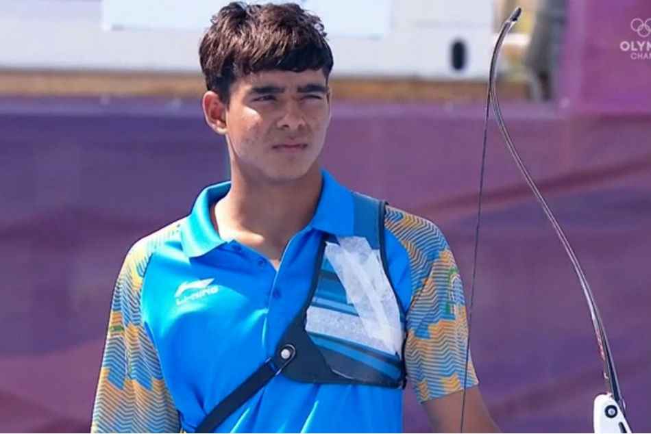 Akash Malik Claims India S Maiden Archery Silver At Youth Olympics