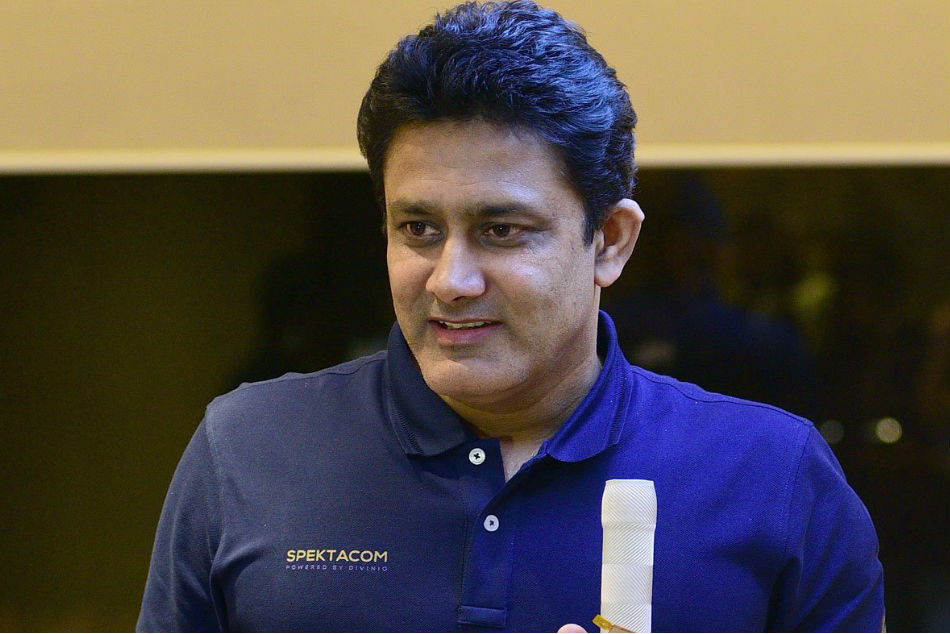 Anil Kumble Shows His Humility With Classy Reply To Fan In Same Flight