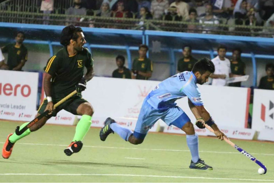 Asian Champions Trophy Final: India-Pakistan win the title