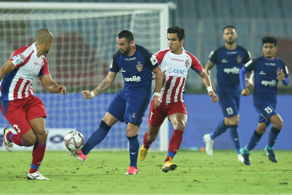 ISL 2018-19: ATK pile further misery on Chennaiyin FC with 2-1 win