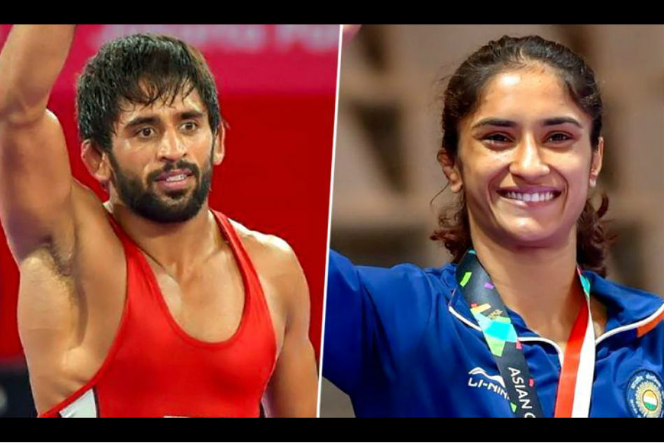 Sports Ministry recommends Bajrang Punia for Padma Shri