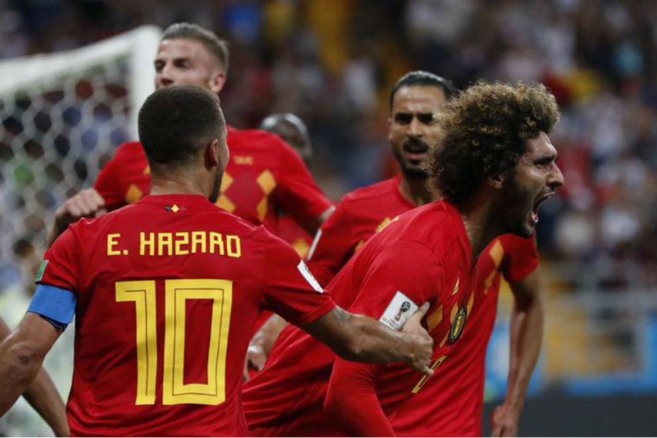 FIFA Rankings: Belgium move ahead of France to take outright top spot