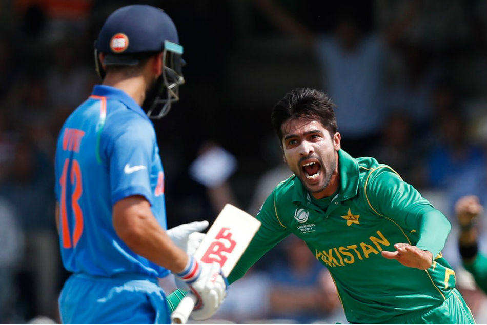 Amir reveals how he played mind games with Kohli in Champions Trophy
