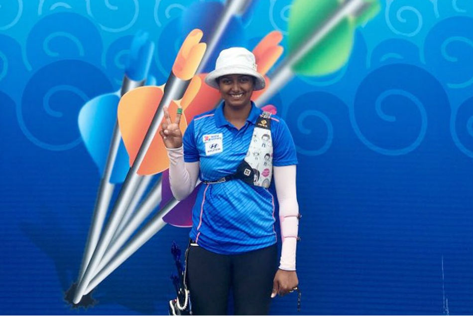 Deepika Kumari Ends Season On High Wins Bronze At World Cup Finals