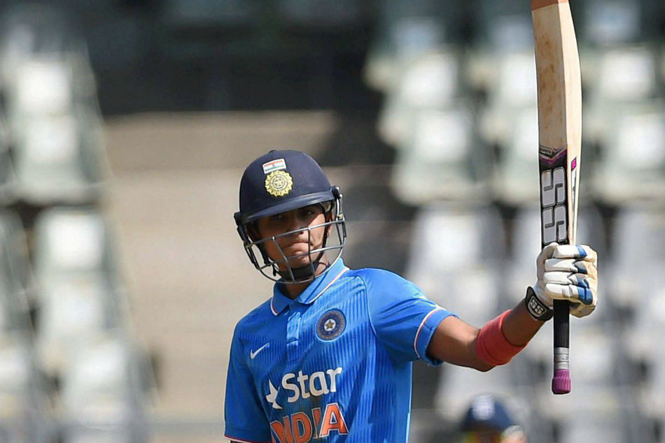 Deodhar trophy 3rd match India c beat India a by 6 wickets entered final