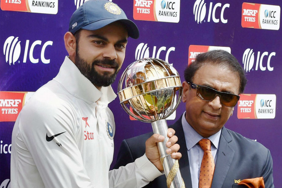 Sunil Gavaskar Feels Virat Kohli Needs Ms Dhoni 2019 World Cup