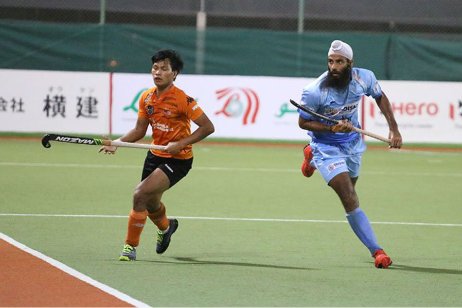 India held to goalless draw by Malaysia in Asian Champions Trophy