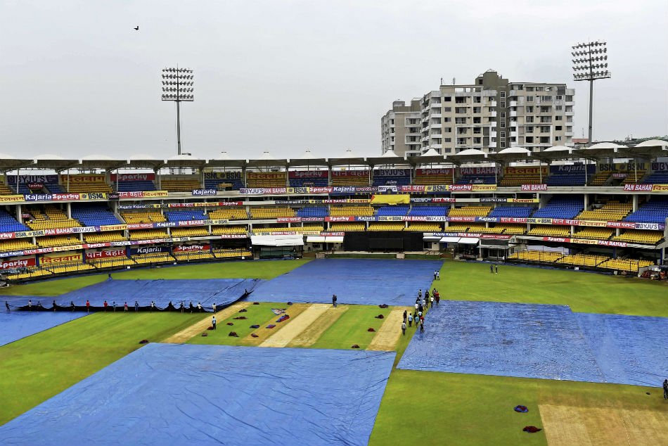 India -west Indies second odi match may transfers to another ground