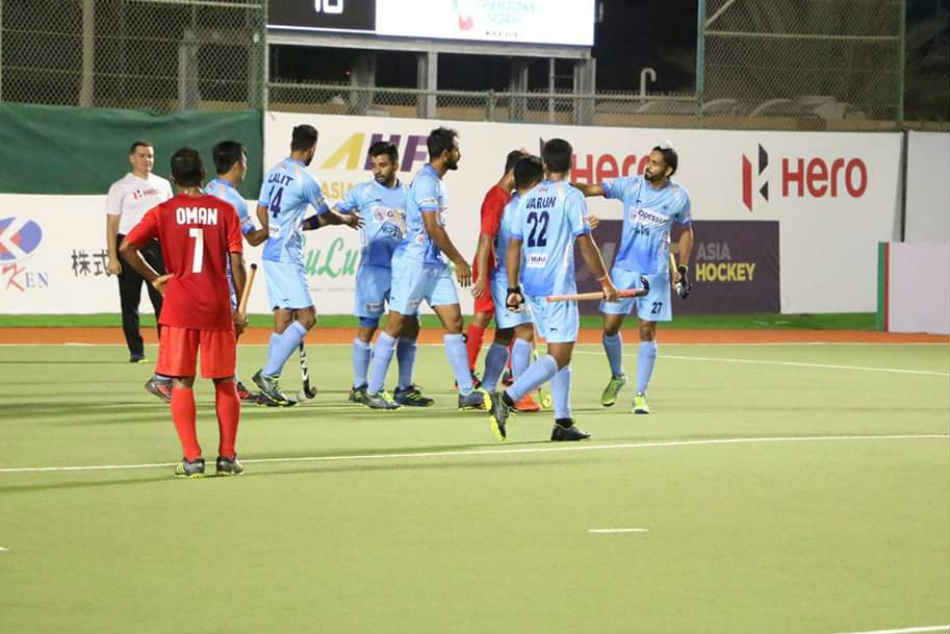 Asian Champions Trophy India Will Take Pakistan On Saturday