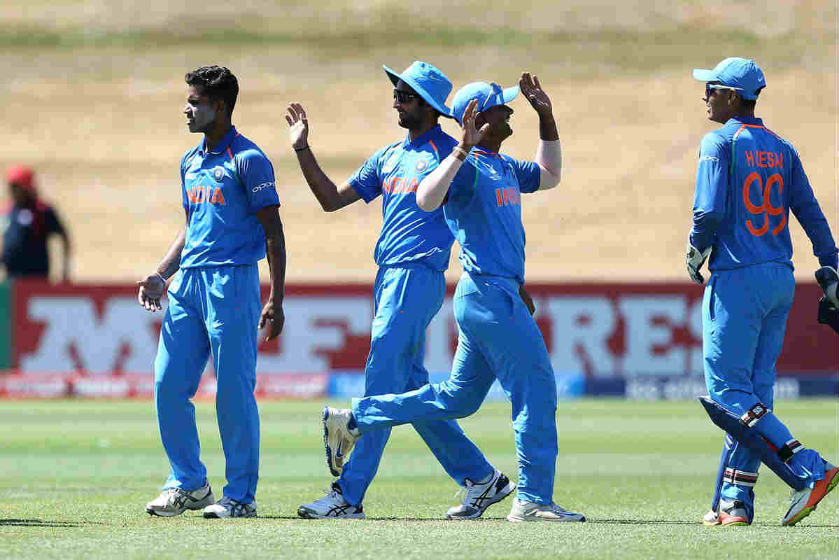 India U19 Vs Sri Lanka U19 Asia Cup Final India Beat Sl To Lift Asia Cup