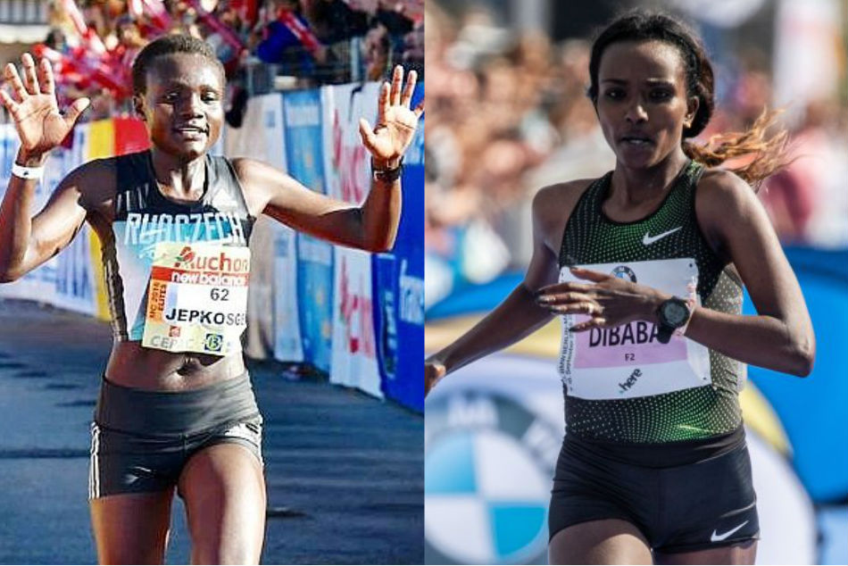 World record holder Jepkosgei joins Delhi Half Marathon to challenge Dibaba
