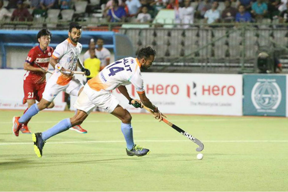 Asian Champions Trophy: India beat Korea 4-1 to remain unbeaten