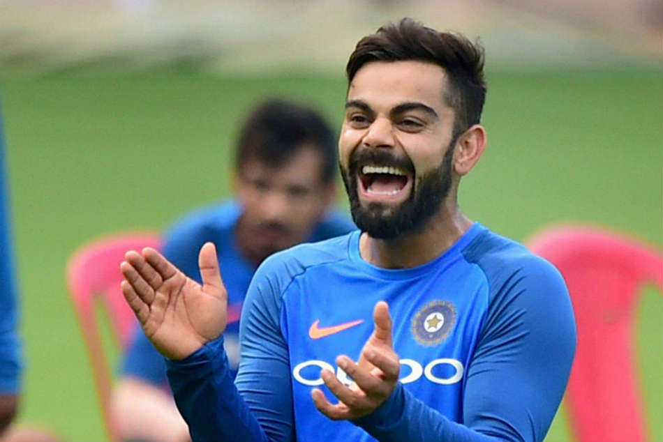 Indian captain Virat Kohli on the verge of scoring 10,000 ODI runs