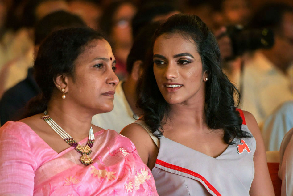 Badminton star PV Sindhu lends her support to metoo movement
