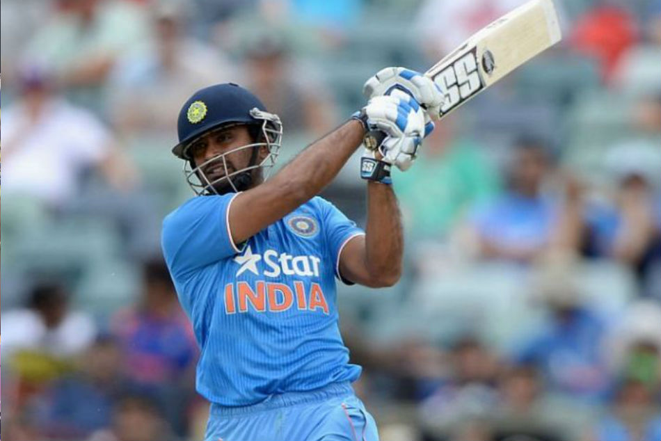 Batting in middle-order is not new for me, so no pressure: Rayudu