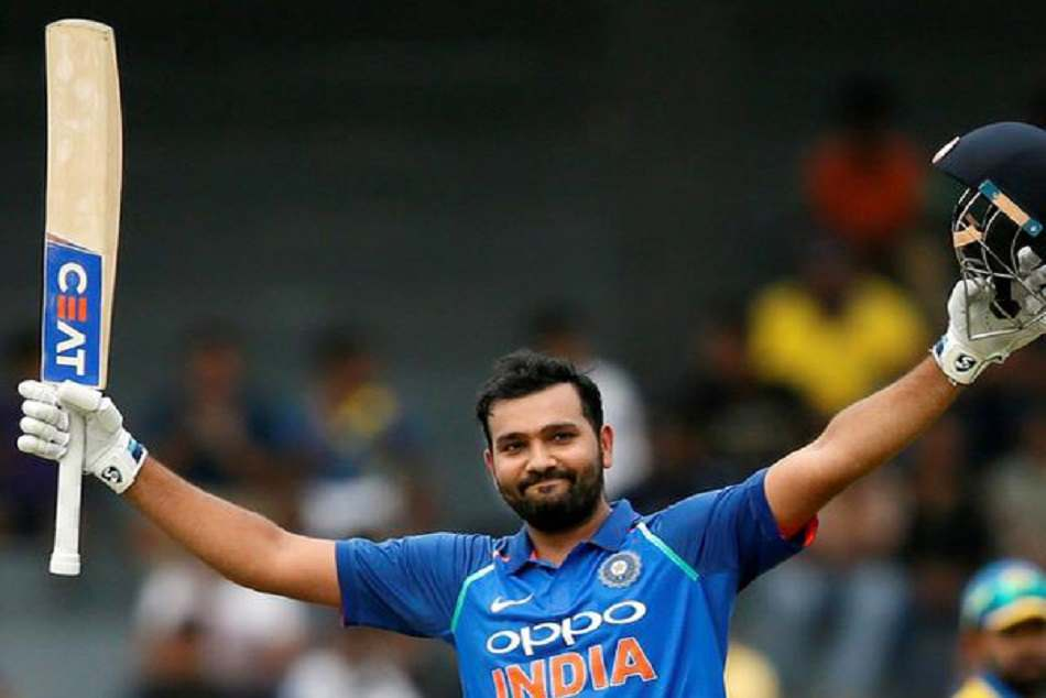 Rohit Sharma creates history in the first ODI vs WI