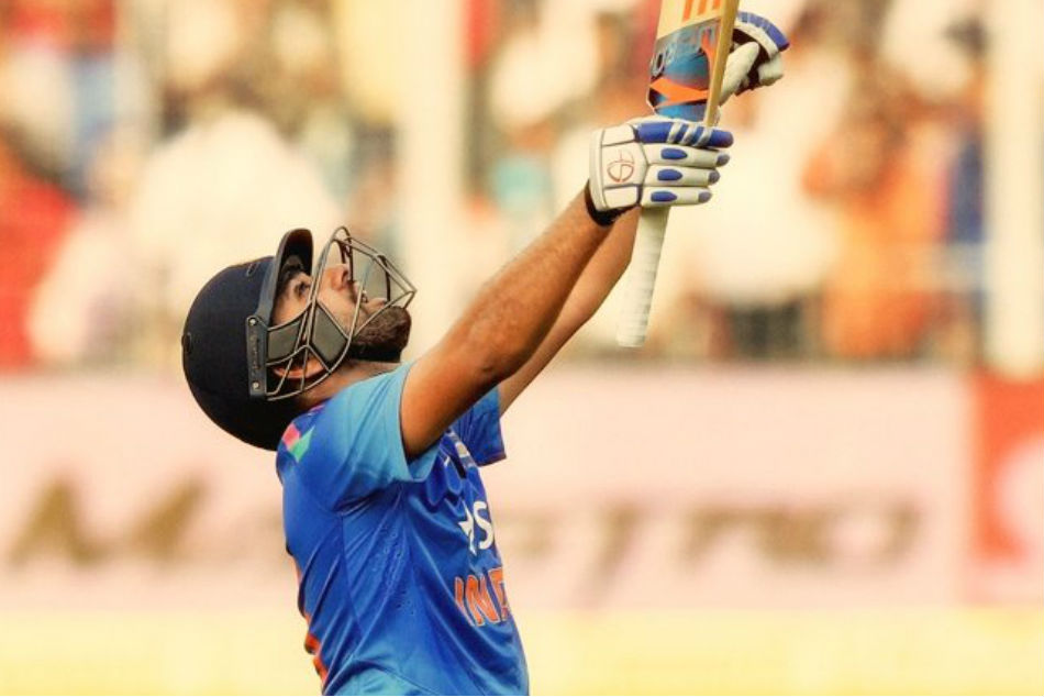 The top five ODI innings of hitman Rohit Sharma