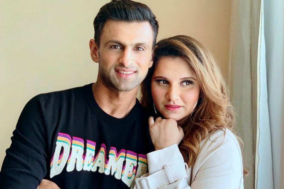 Sania Mirza Shoaib Malik Blessed With A Baby Boy