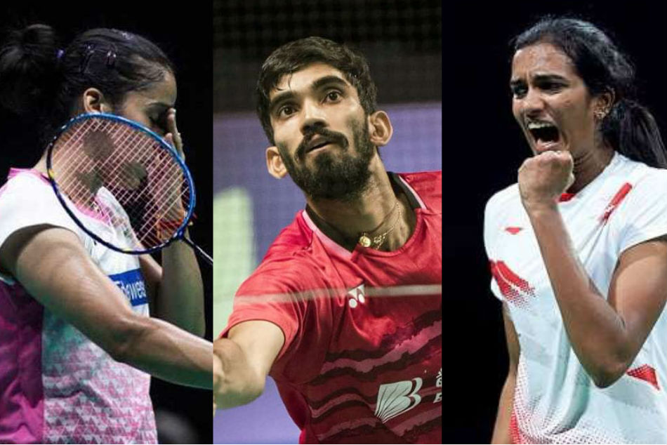 Sindhu, Srikanth, Saina crash out in French Open quarters