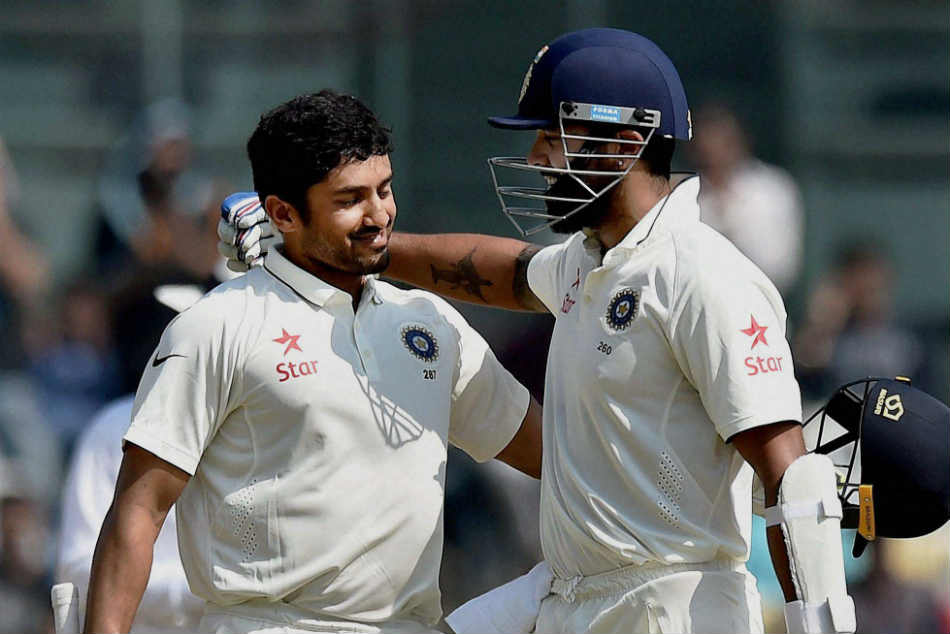 BCCI may pull up M Vijay, Karun Nair for breach of contract