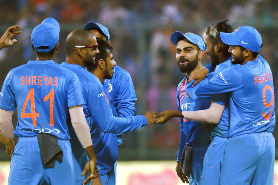 India Vs West Indies Team India 1st Two Odis Announced Rishabh Pant Included