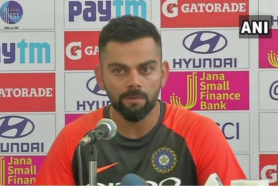 Vihari, Prithvi and Mayank should look at it as an opportunity: Virat Kohli
