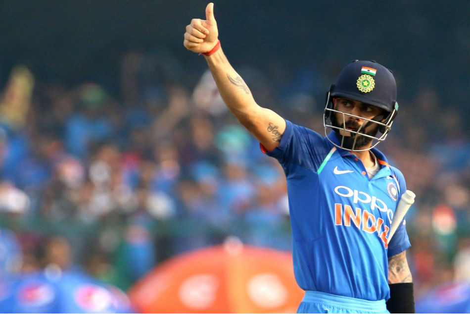 Kohli 10000: The top five ODI innings of Virat Kohli