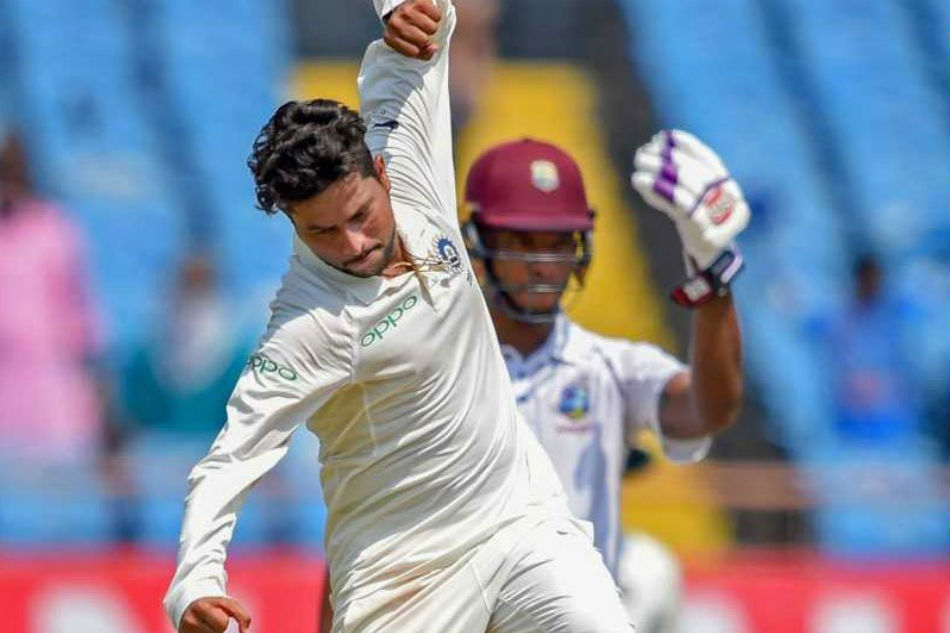 India vs West Indies Live Score, 2nd Test Day 1