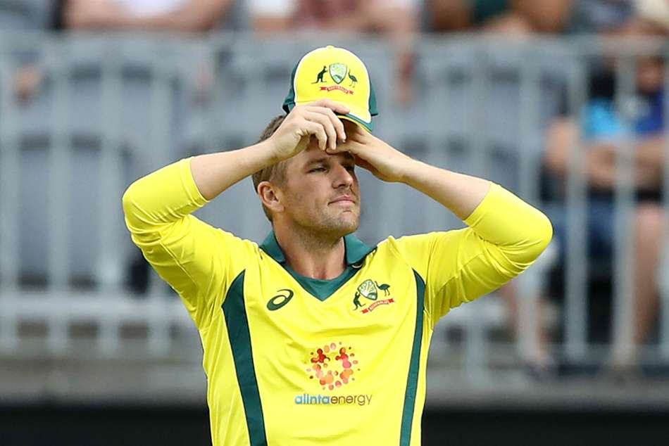 Aaron Finch Frustrated Australia Lose South Africa