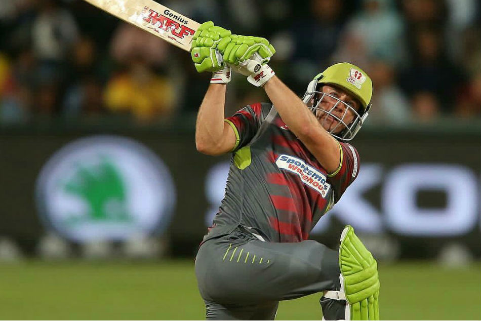 MSL 2018: De Villiers fifty in vain as Cape Town Blitz cruise to victory