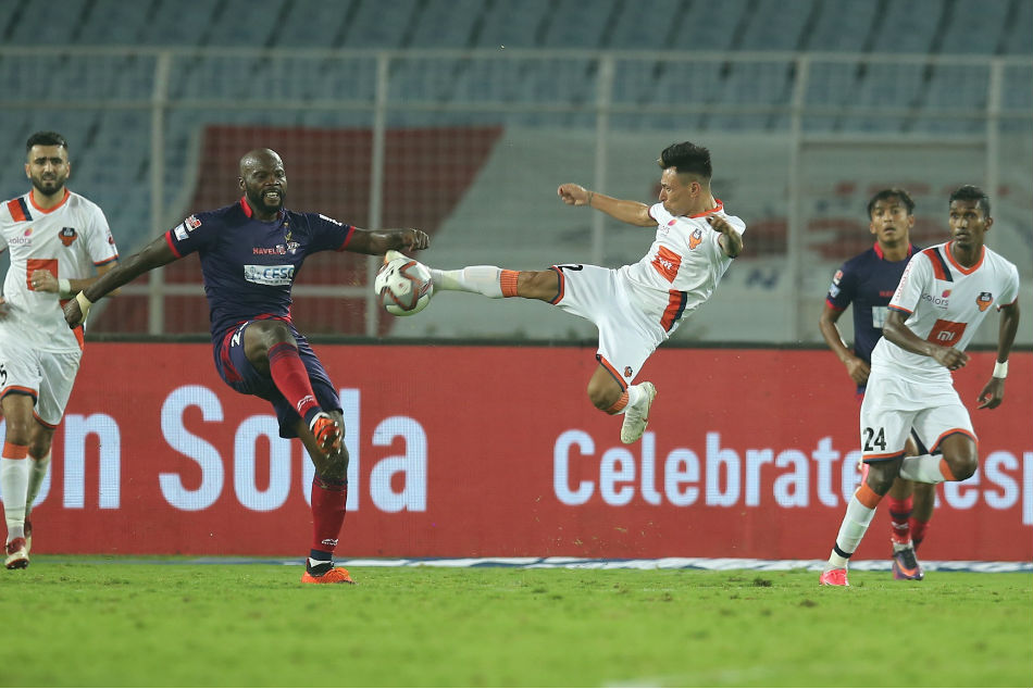 ISL 2018: ATK, Goa share the spoils in tense battle