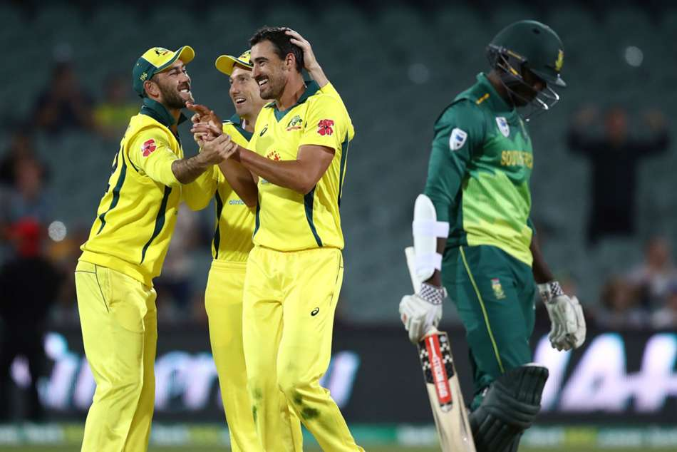Australia Beat South Africa 2nd Odi At Adelaide Ended 7 Match Losing Streak