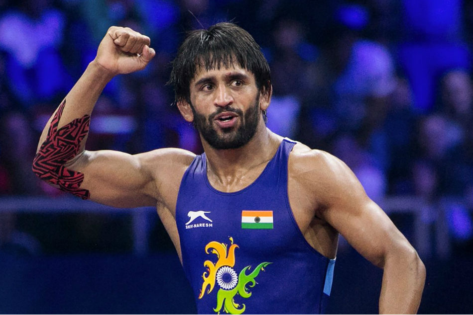 Wrestler Bajrang Punia Becomes World Number One 65kg Category