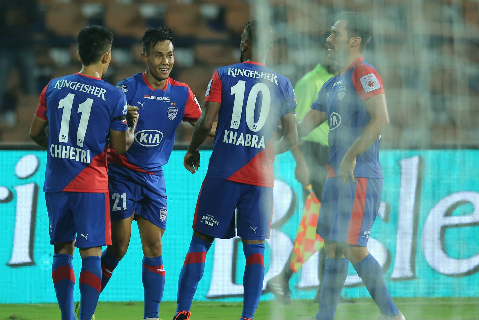 ISL 2018 report: Udanta wins it for idol and captain Chhetri