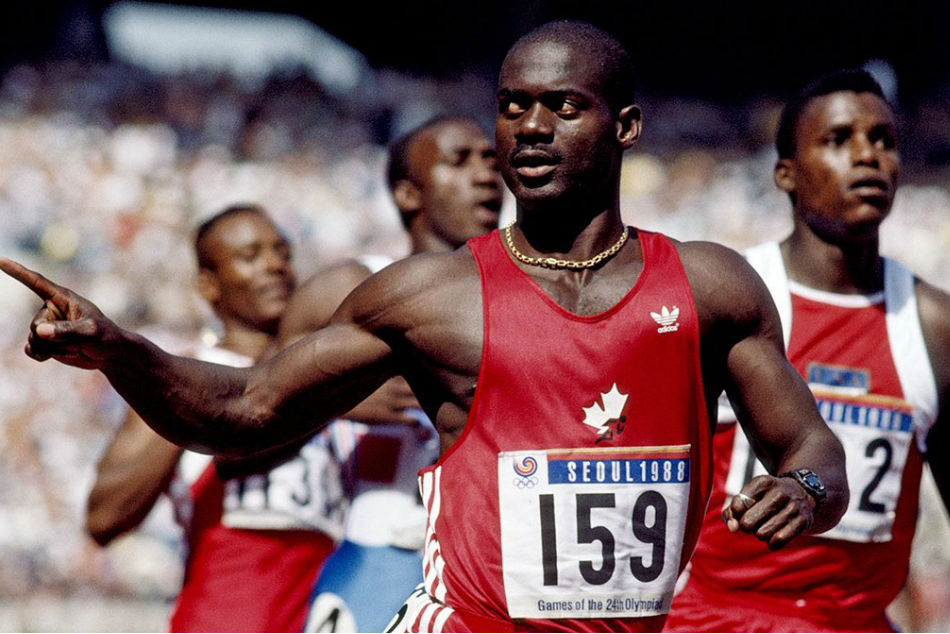 Seoul Olympics 100m Race Was Fixed Ben Johnson