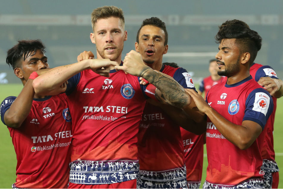 Isl 2018 Jamshedpur Deny Delhi Their First Win