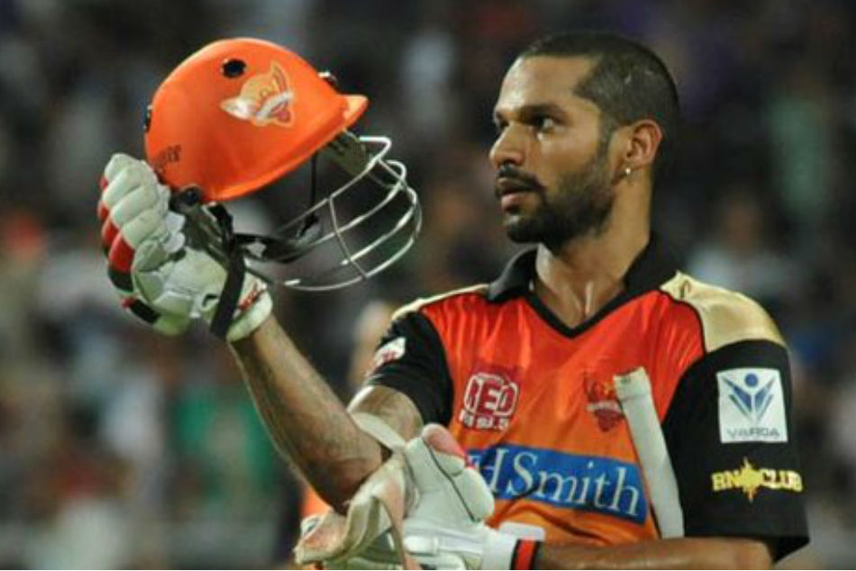 Sunrisers Confirm Dhawan S Trade Delhi Financial Reasons