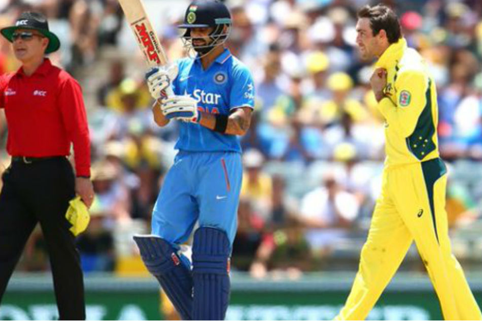 Virat Kohli is an incredible leader and amazing batsman: Glenn Maxwell