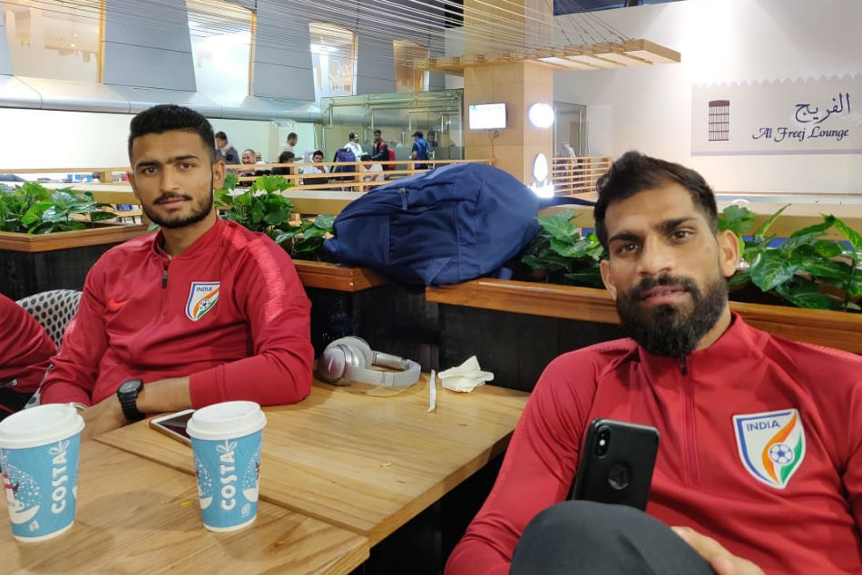 India-Jordan friendlyh football match may cancel