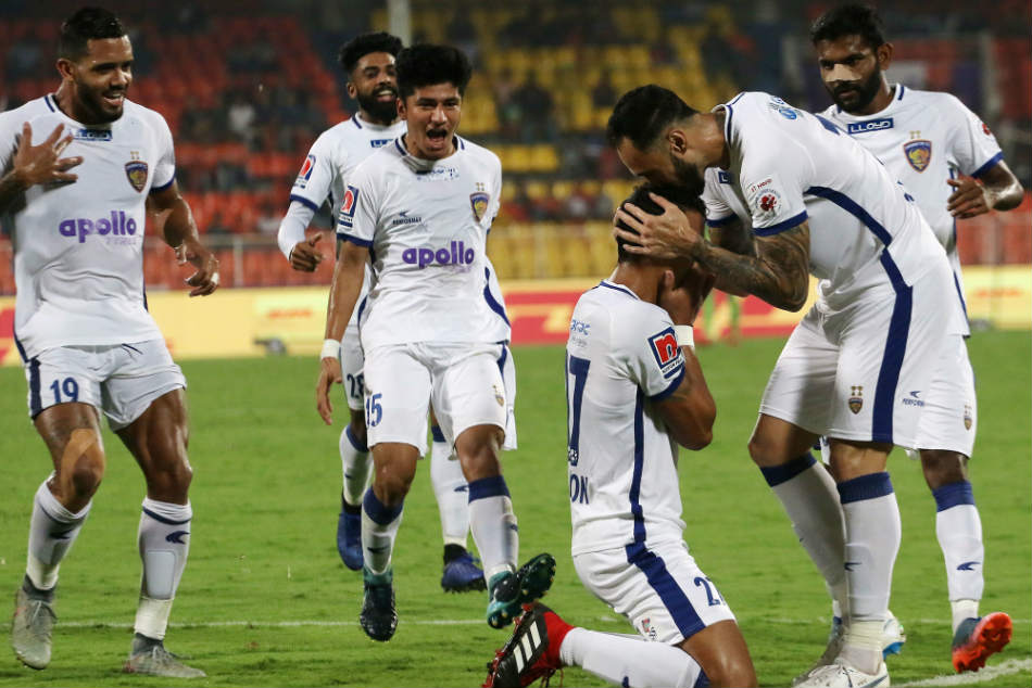 ISL: Chennaiyin recover, leave Pune down in the dumps